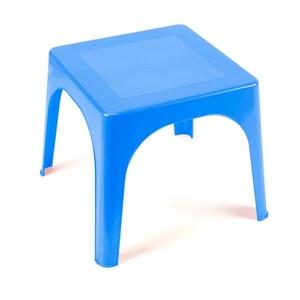 Farbiger Kindertisch, sortiert