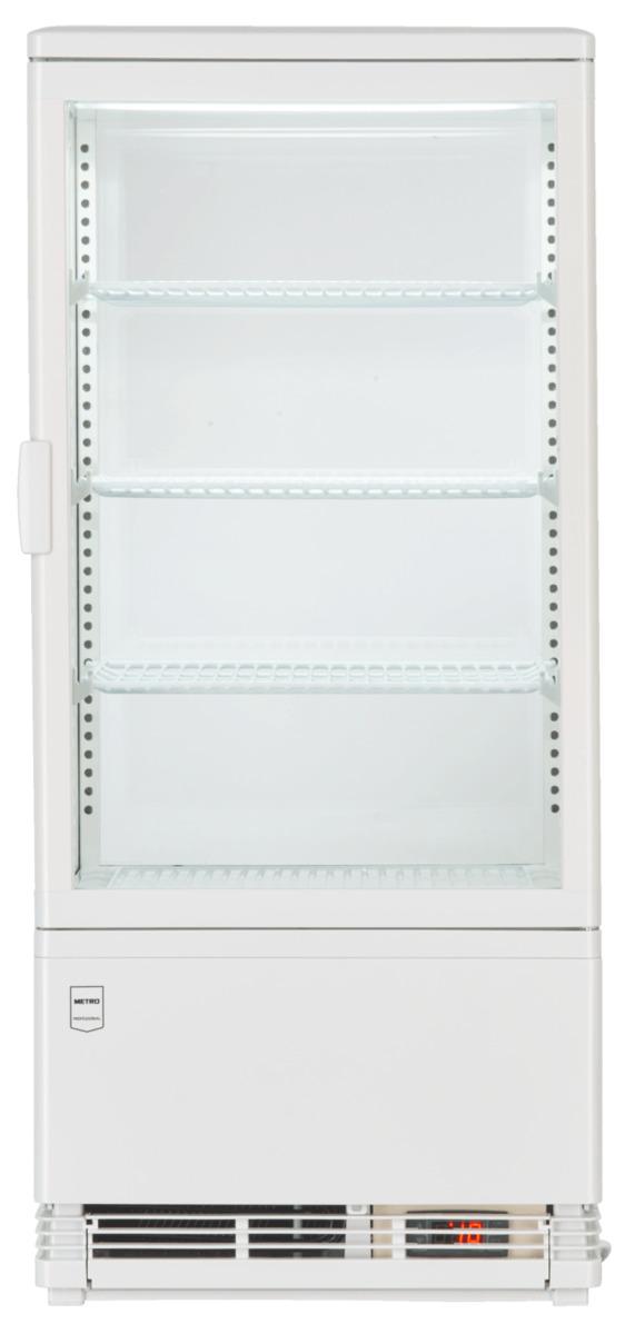 Bild 1 von METRO Professional Kühlvitrine GGC2078, weiß