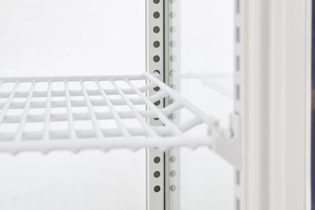Bild 2 von METRO Professional Kühlvitrine GGC2078, weiß
