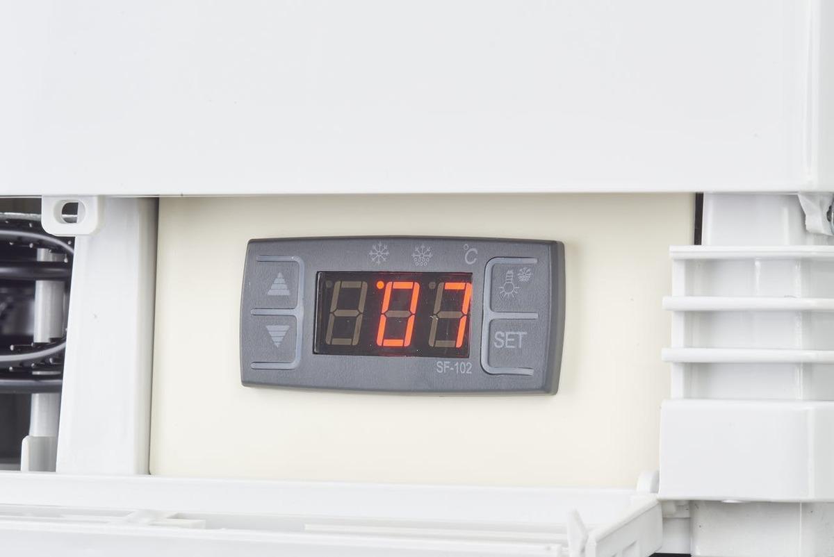 Bild 4 von METRO Professional Kühlvitrine GGC2078, weiß