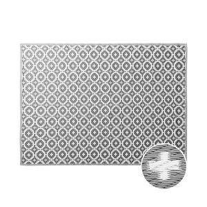 COLOUR CLASH In- & Outdoor-Teppich Mosaik L 200 x B 150cm