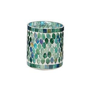 SASSOLINO Mosaik Windlicht 10 cm