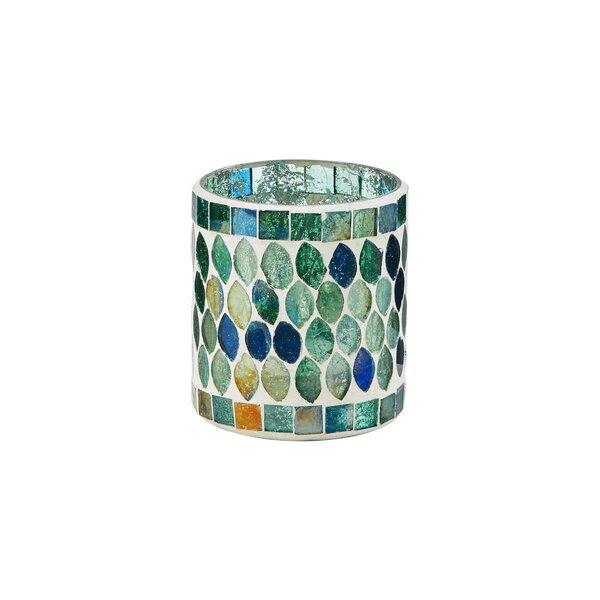 SASSOLINO Mosaik Windlicht 8 cm