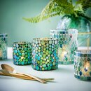 Bild 4 von SASSOLINO Mosaik Windlicht 8 cm