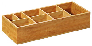 Kesper Aufbewahrungsbox Grillen, Bambus