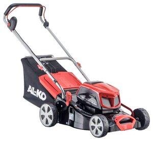AL-KO Akku-Rasenmäher »42.9 Li«, 42 cm Schnittbreite, ohne Akku und Ladegerät