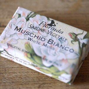 FLORINDA Seife 'White Moss'