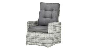 Lounge-Sessel Padua hellgrau
