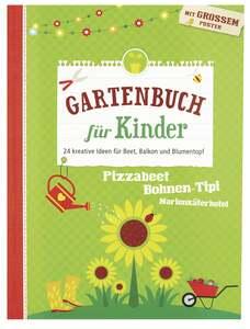 IDEENWELT Gartenbuch für Kinder