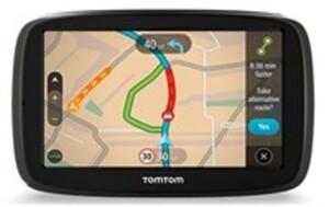 TomTom GO 50 Europe Navigationsgerät mit FREE Lifetime Maps