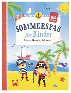IDEENWELT Sommerspaßbuch für Kinder