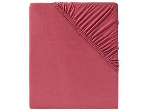 MERADISO® Spannbettlaken, 180-200 x 200 cm, mit Rundumgummizug, aus Baumwolle