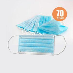 HENGRUNXIN Atemschutzmaske 70er Pack