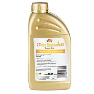 Carfit 2-Takt-Motorenöl, vollsynthetisch, 1 Liter