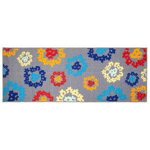 "Bella Casa Teppichläufer ""Blumenmuster"", ca. 67 x 180 cm"