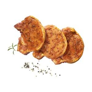 Frisches Grillkotelett gewürzt, vom Schwein, je 1 kg