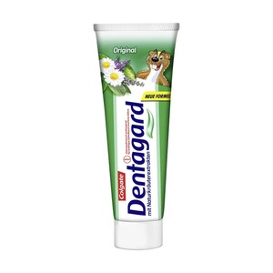 Dentagard Zahncreme Original, jede 75-ml-Tube