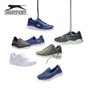 Damen- oder Herren-Freizeitschuhe mit einer flexiblen Laufsohle und hohem Tragekomfort, versch. Größen, je