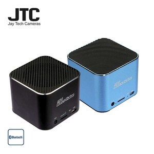 Bluetooth®-Lautsprecher Mini Bass Cube SA101BT • 3 Watt RMS • Aux-/Mini-USB-Anschluss, microSD-Kartenslot • integr. Akku • je