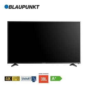 BLA-50/405P • 3 x HDMI, 2 x USB, USB 3.0, CI+, SD-Kartenslot • integr. Kabel-, Sat- und DVB-T2-Receiver • Maße: H 65,7 x B 112,4 x T 8,6 cm • Energie-Effizienz A+ (Spektrum A++ bis E) • Bi