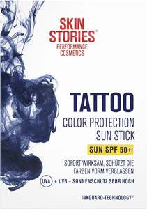 Skin Stories Tattoo Color Protection Sun Stick SPF 50+