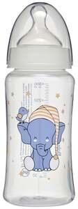 """Babydream Weithalsflasche """"Die Leuchtende"""" Elefant 300 ml 0+ Monate"""