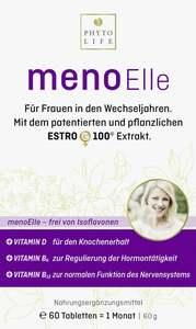 menoElle Tabletten für Frauen in den Wechseljahren