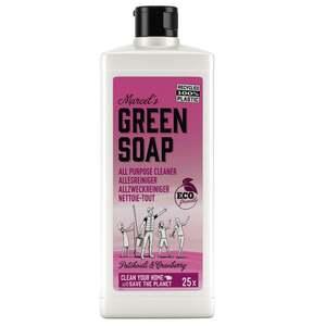Marcel's Green Soap Allzweckreiniger Patschuli & Cranberry