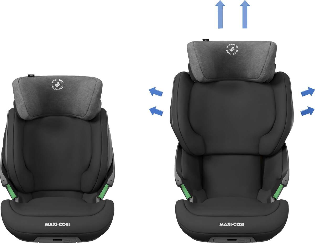 "Bild 4 von Maxi-Cosi Auto-Kindersitz ""Kore i-Size"", Authentic Black"