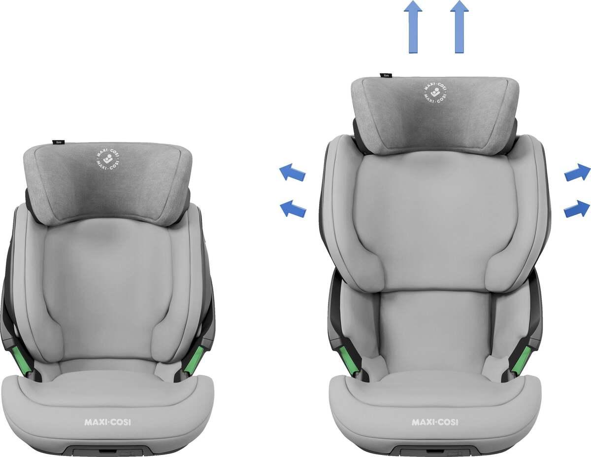 "Bild 4 von Maxi-Cosi Auto-Kindersitz ""Kore i-Size"", Authentic Grey"