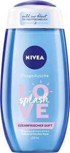 NIVEA Pflegedusche Love Splash