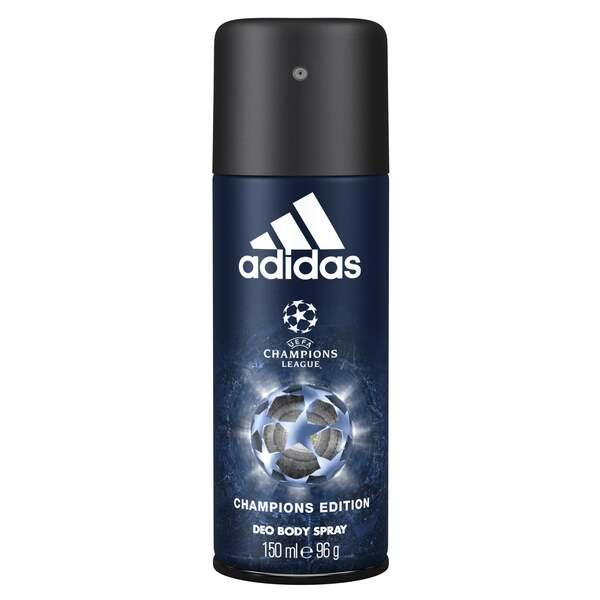 adidas Uefa Champions League Champions Edition Deo Body Spray for him