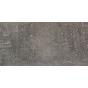 Terrassenplatte 'Taina' dunkelgrau 120 x 60 cm