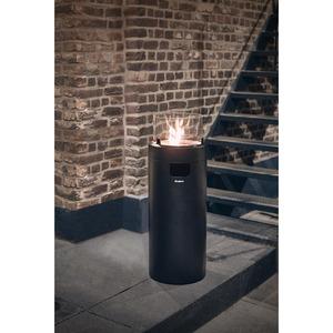 Enders Gas-Feuerstelle 'Nova LED L' 102 cm schwarz