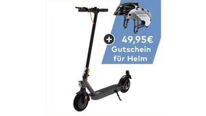 TREKSTOR - e.Gear EG3168 E-Scooter mit Straßenzulassung