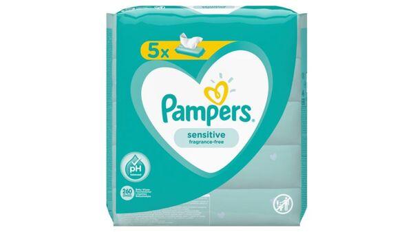 Pampers Feuchte Tücher Sensitive 2x