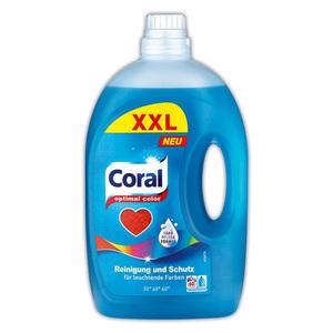 Coral XXL Flüssigwaschmittel
