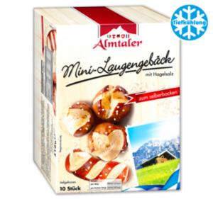 ALMTALER Mini-Laugengebäck