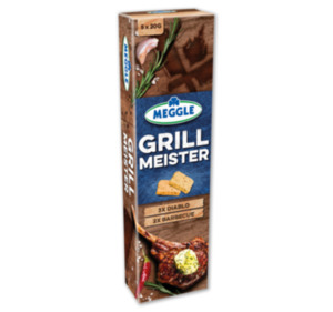 MEGGLE Grillmeister