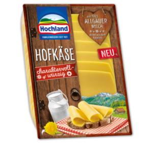 HOCHLAND Käsescheiben