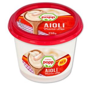 POPP Creme-Dip