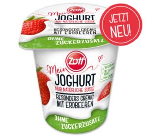 ZOTT Fruchtjoghurt