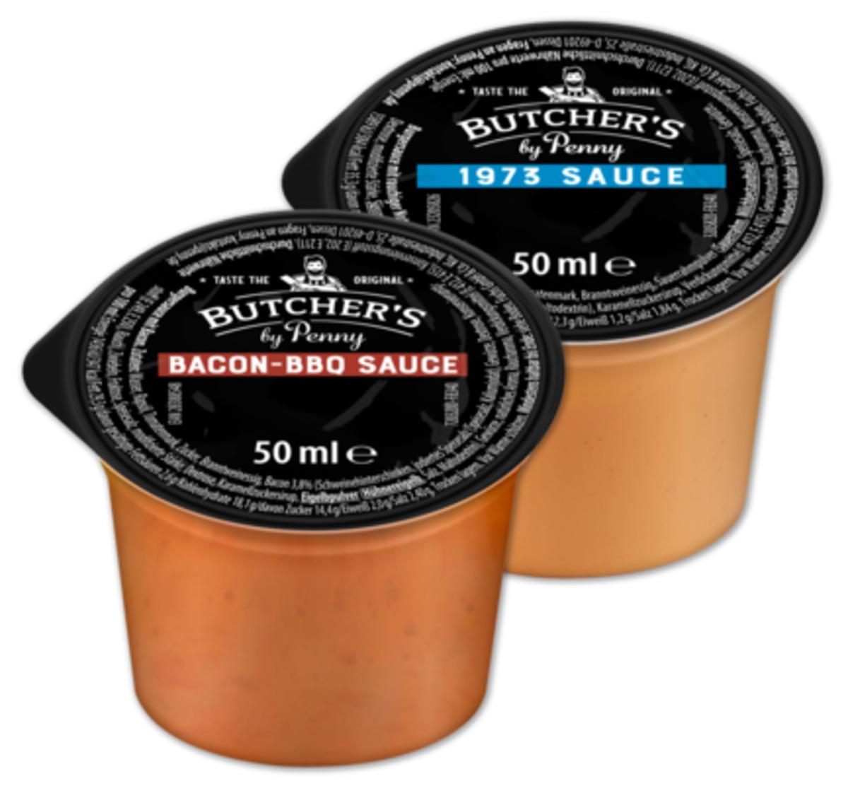 Bild 1 von BUTCHER'S Burger Sauce