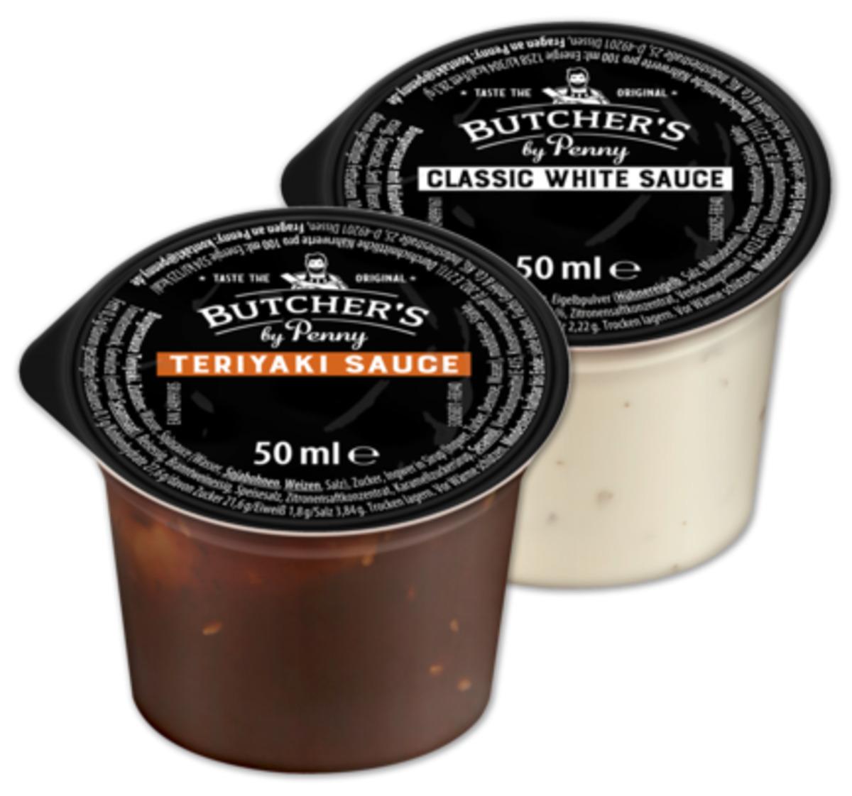 Bild 2 von BUTCHER'S Burger Sauce