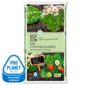 NATURGUT Bio-Blumenerde
