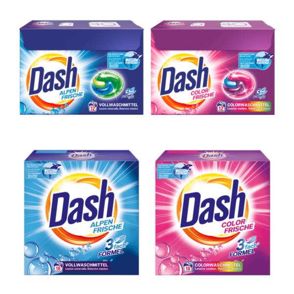 Dash Waschmittel