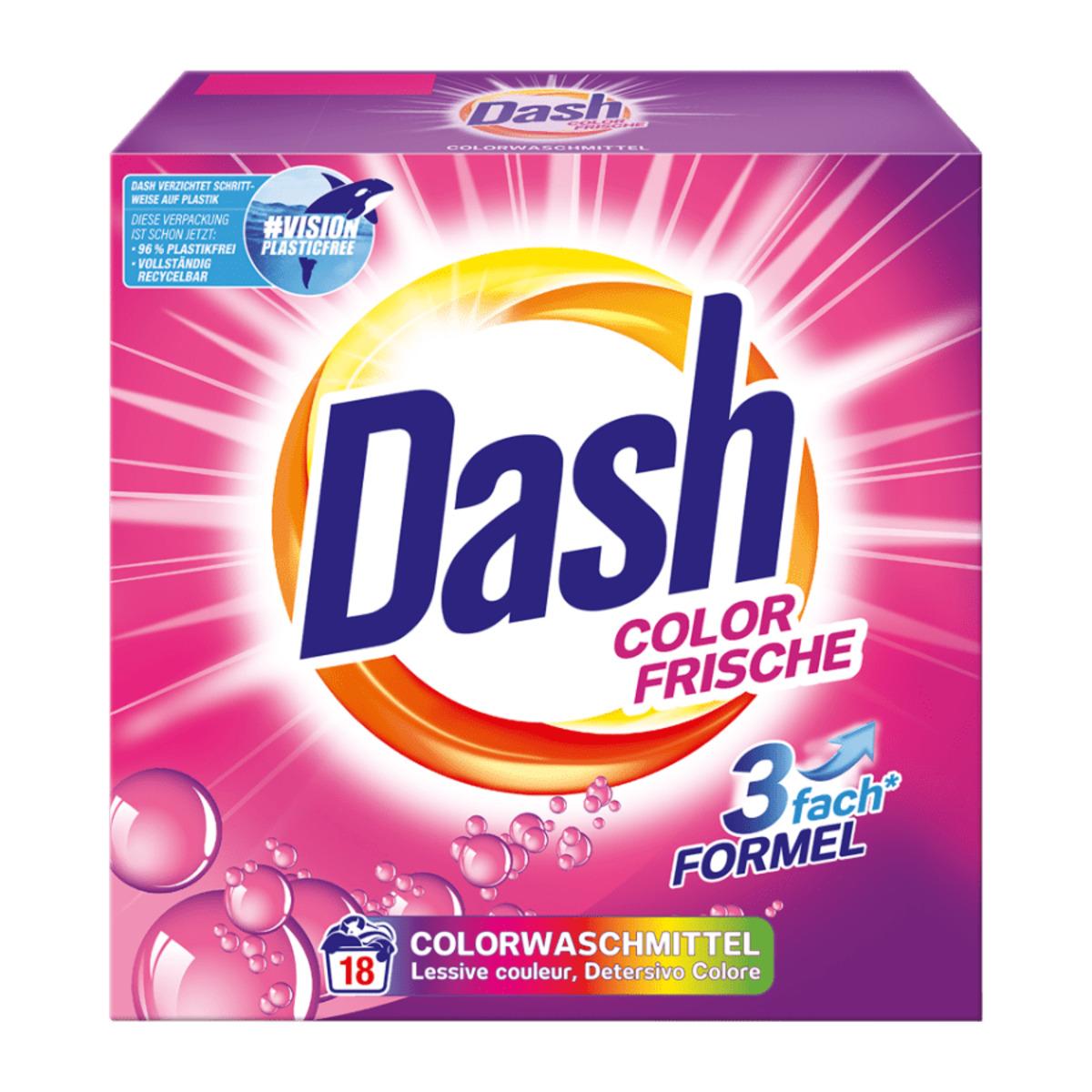 Bild 4 von Dash Waschmittel