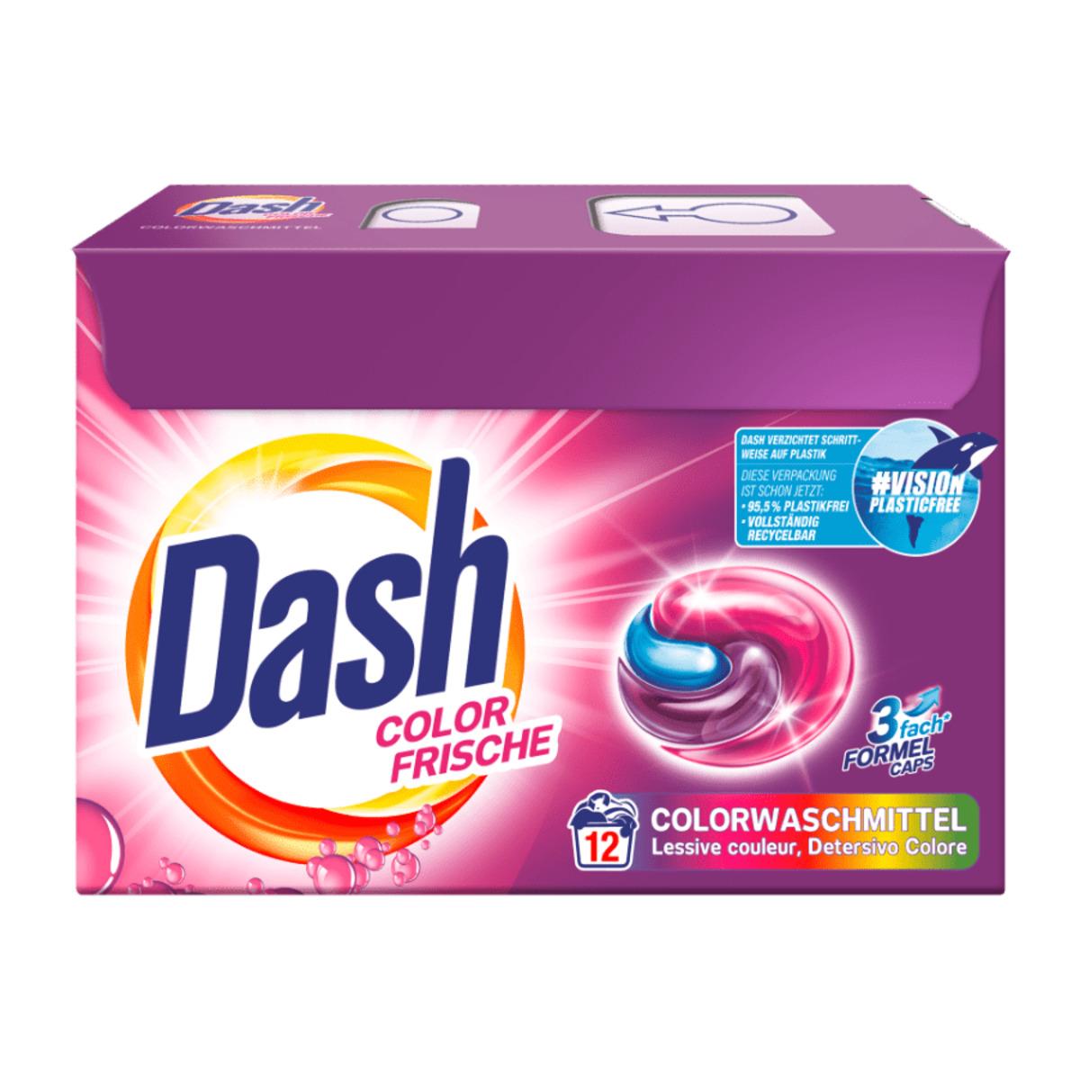 Bild 5 von Dash Waschmittel
