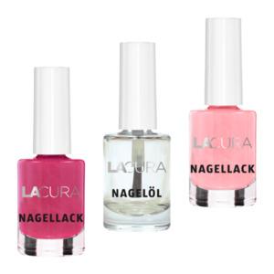 LACURA     Nagellack / Nagelöl