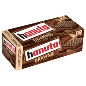 Hanuta Brownie Style 220g, 10 Stück